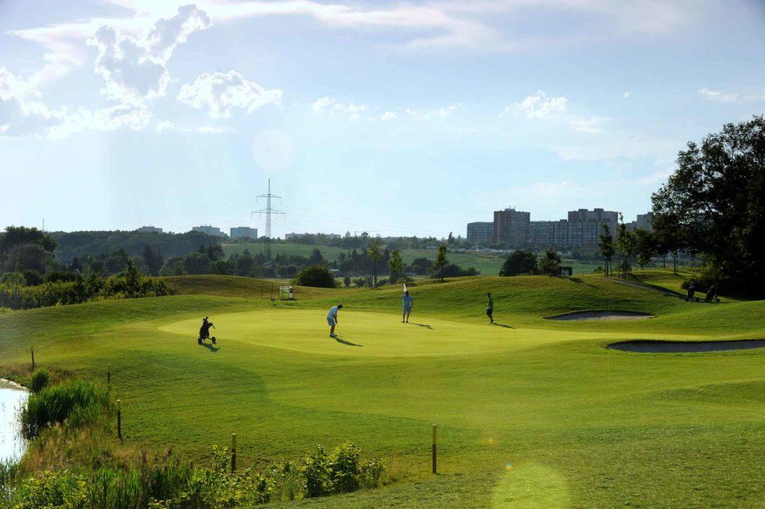 Golf Resort Black Bridge