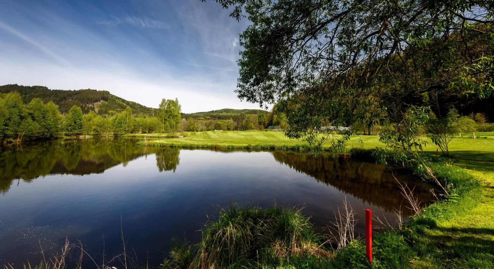 Golf Resort Cihelny - Golfové hřiště | GOLFERO.cz