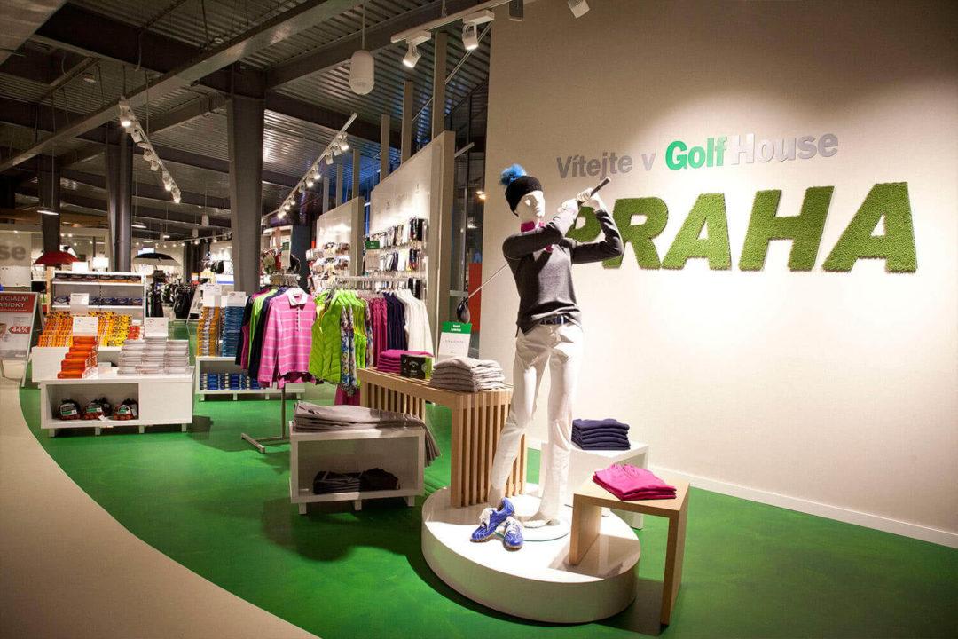 Golf House Praha