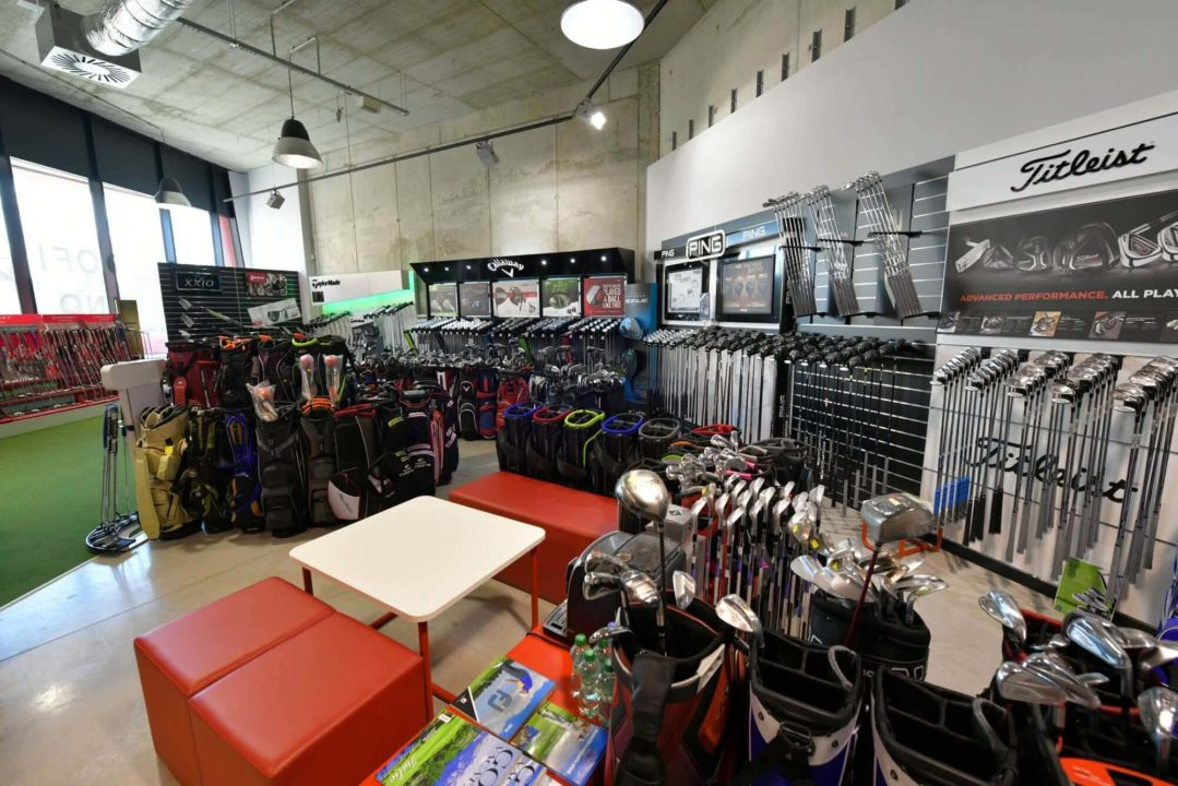 Golf Profi Store Praha