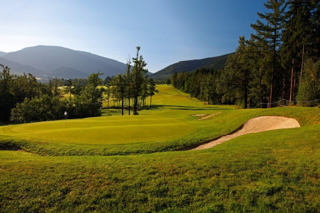Golf Čeladná Prosper Resort