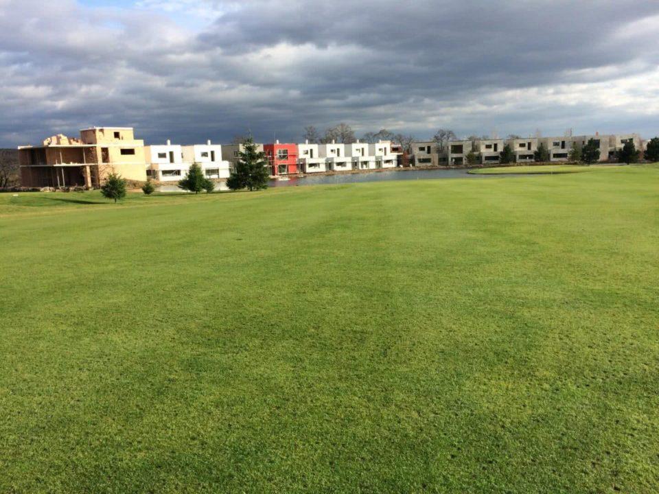 Golf Club Mladá Boleslav Sand Martins Holes