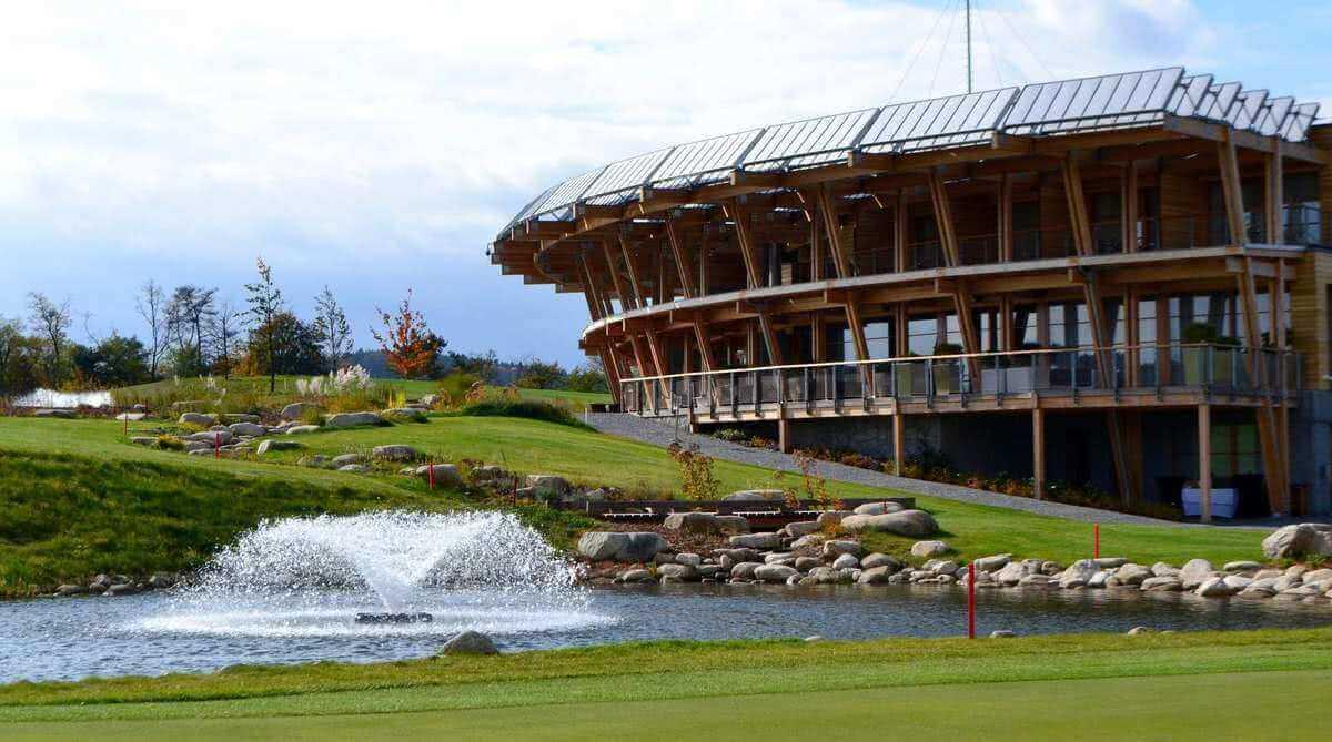 Panorama Golf Resort Kácov