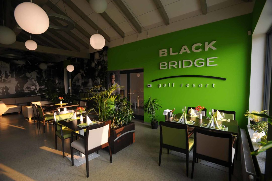 Restaurace Black Bridge