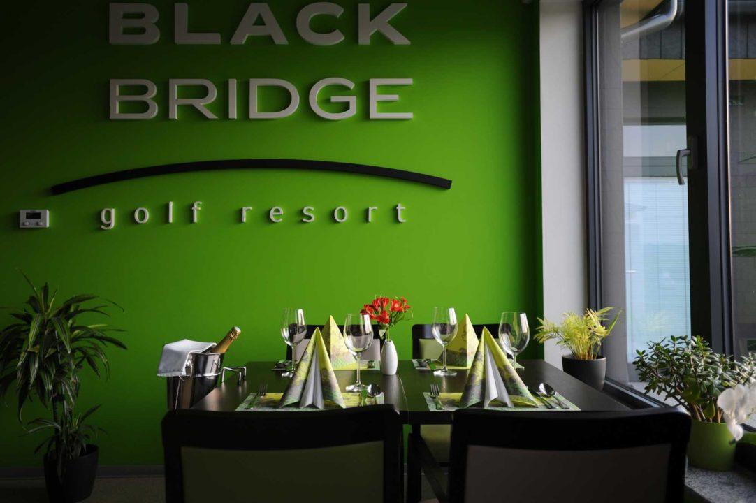 Restaurace Black Bridge