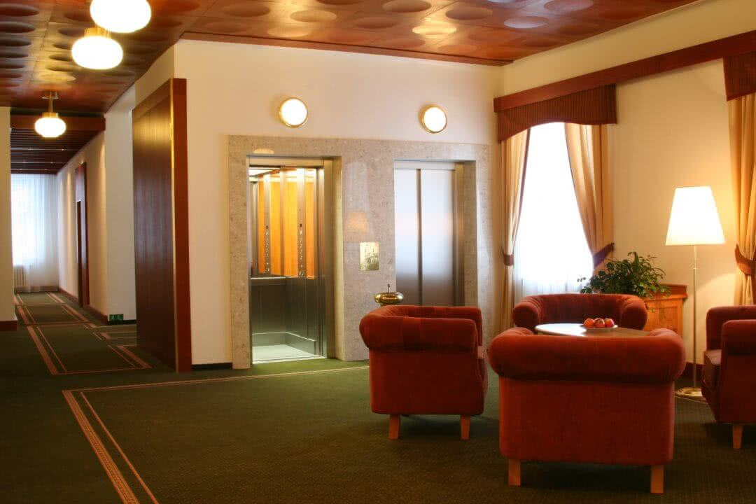 Parkhotel Golf Mariánské Lázně