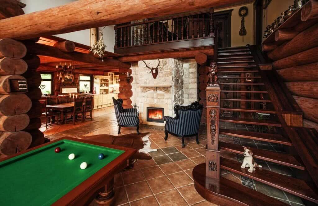 Ubytování v luxusním srubu Frýdlant nad Ostravicí