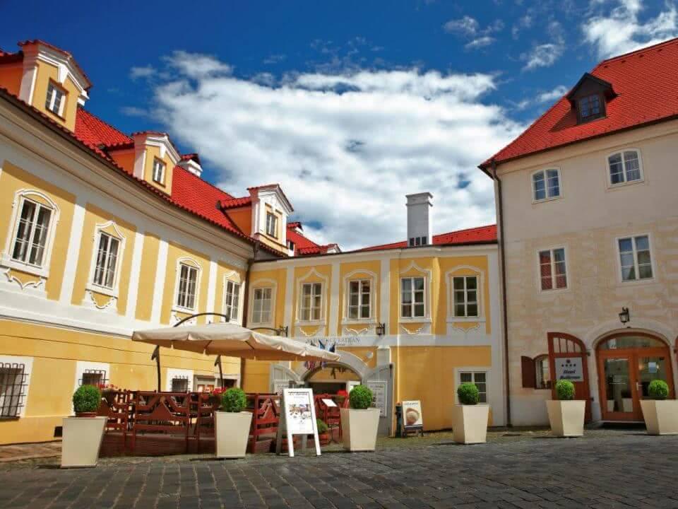 Hotel Bellevue Český Krumlov