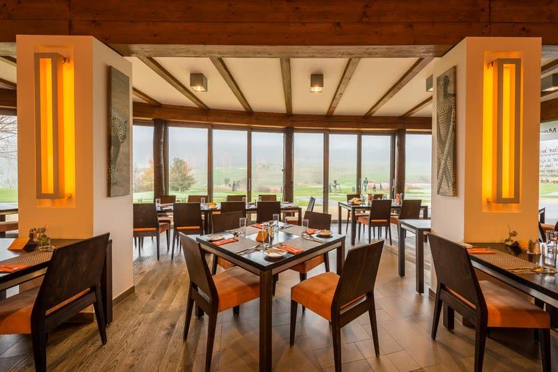 Restaurace a Lobby bar - Kaskáda Golf Resort