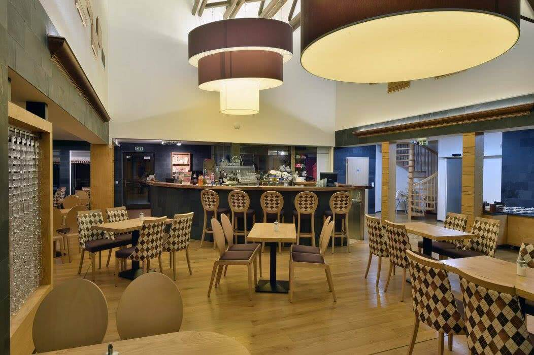 Restaurace Golf Resort Monachus