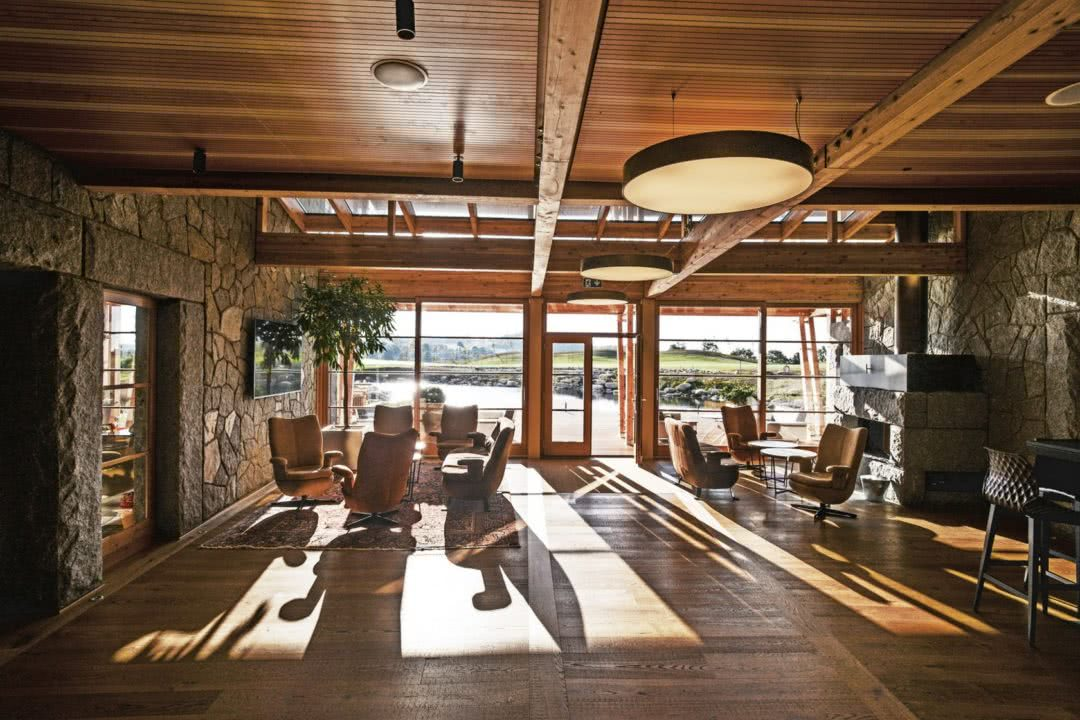 Restaurace Panorama Golf Resort