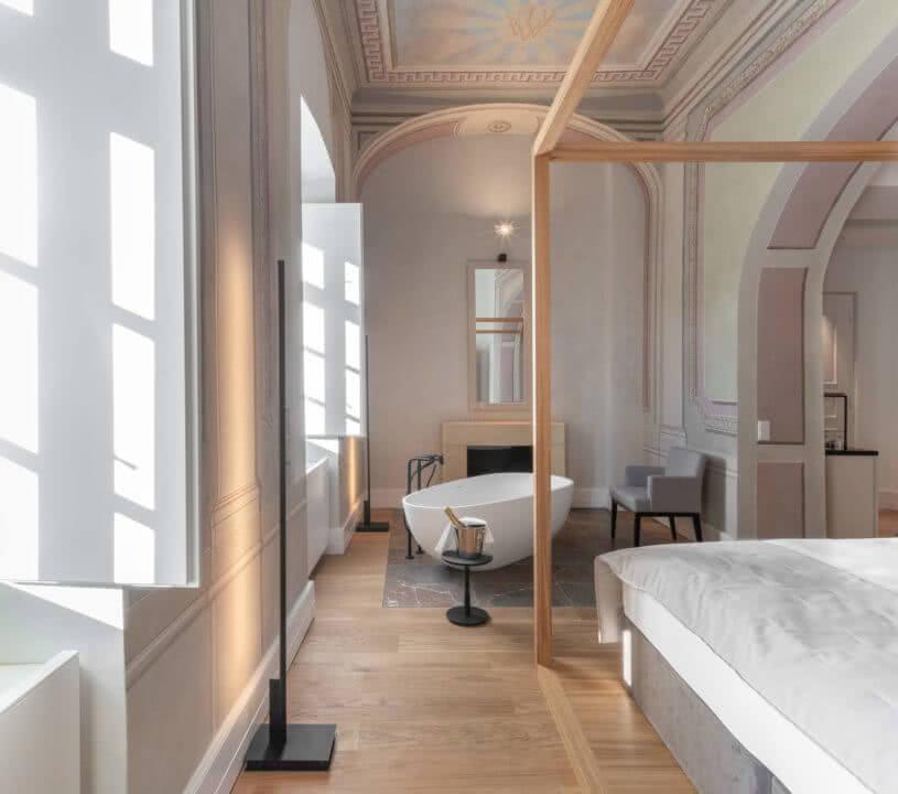 Hotel Chateau Clara Futura