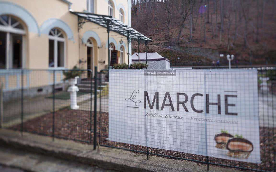 Restaurace Le Marché