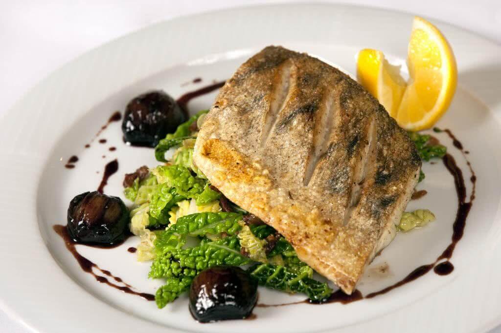 Rybí restaurace Šupina & Šupinka