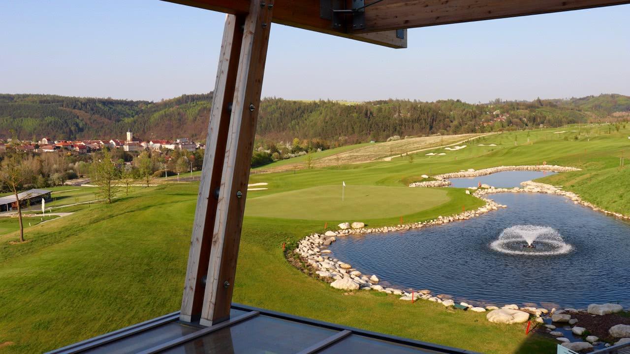Hotel Panorama Golf Resort Kácov