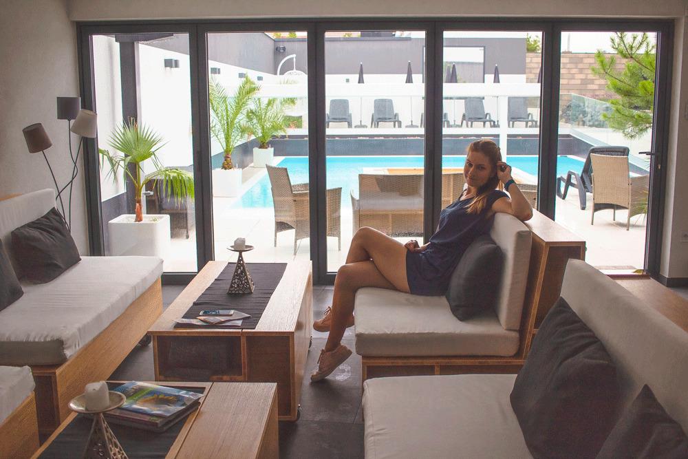 Apartmány Ladná