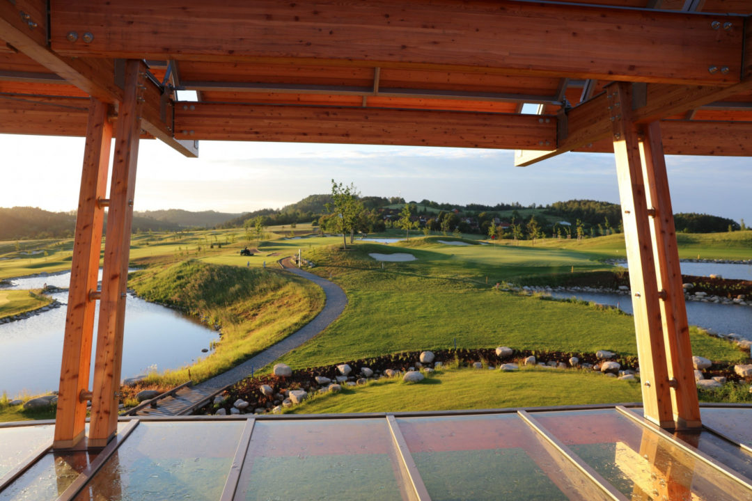 Hotel Panorama Golf Resort Kácov