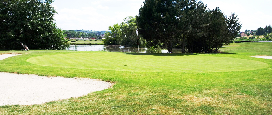 Derby Golf Club Slušovice