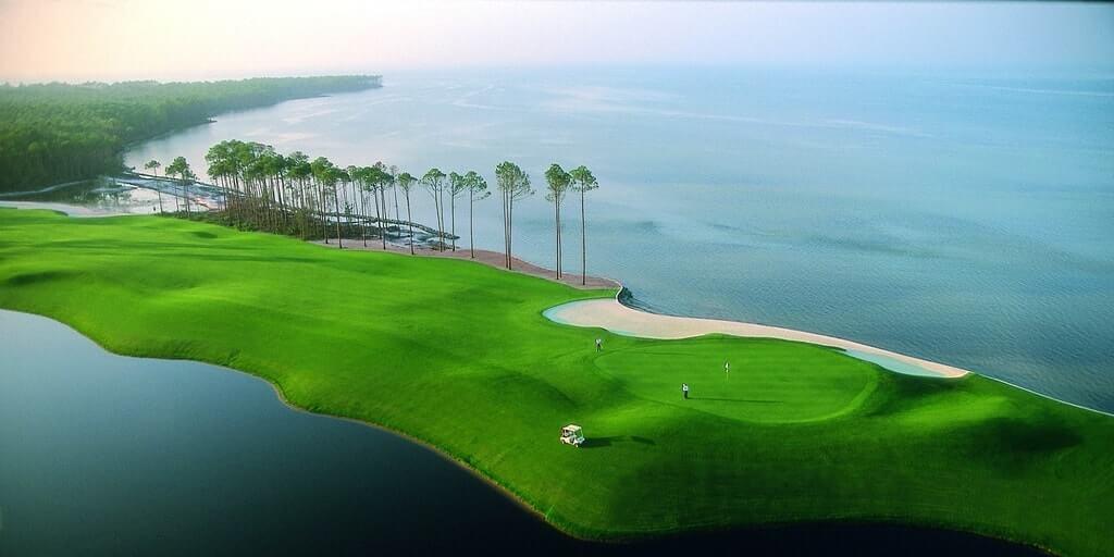 15 nejhezčích golfových hřišť na Floridě