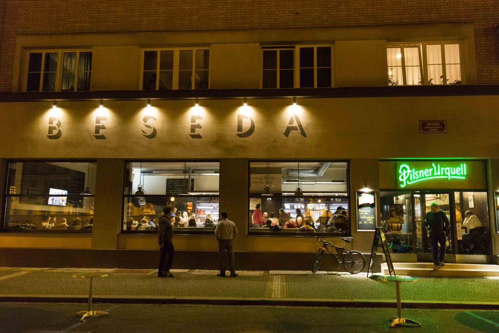 Restaurace Beseda