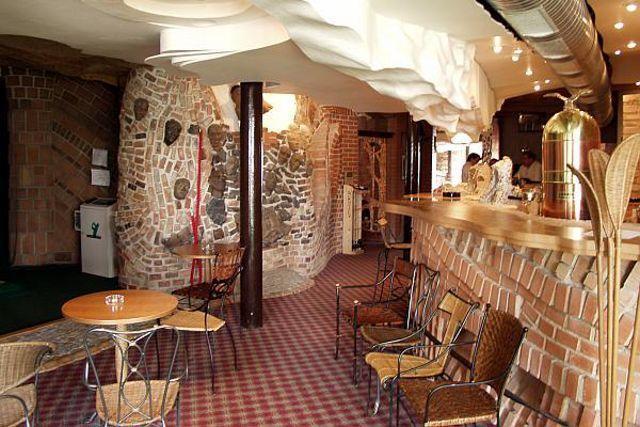 Restaurace Atis - Zámek Štiřín