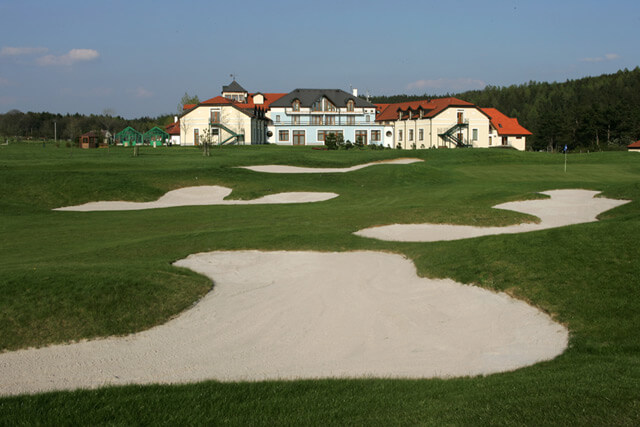 Golf Resort Darovanský Dvůr