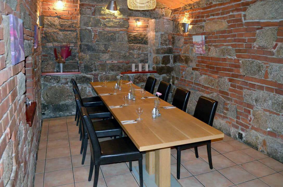 Restaurace Kamenný dům