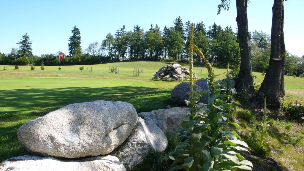 Golf Čertovo Břemeno
