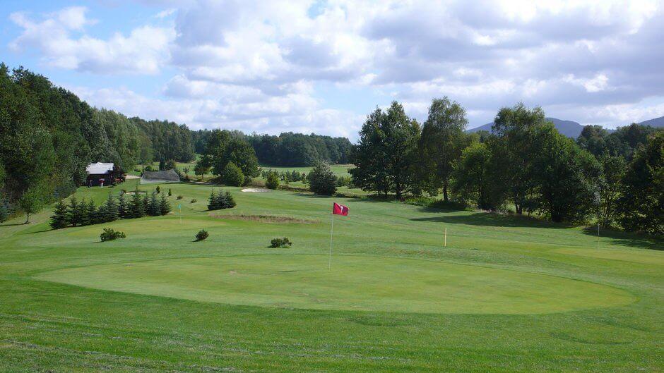 Golf Club Grabštejn