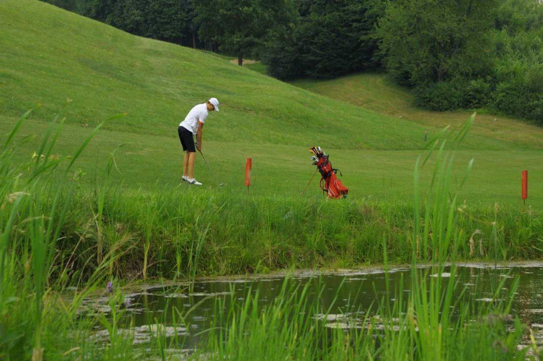 Golf Club Lázně Kostelec Zlín