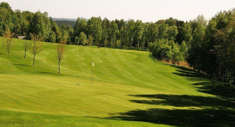 Královský Golf Club Malevil