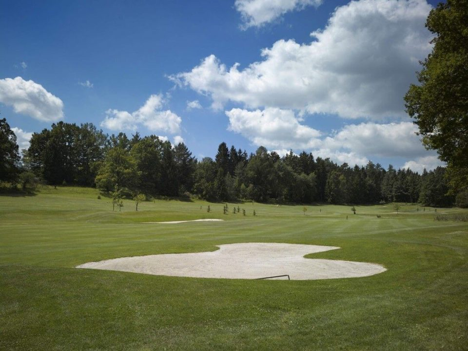 Golf Resort Písek