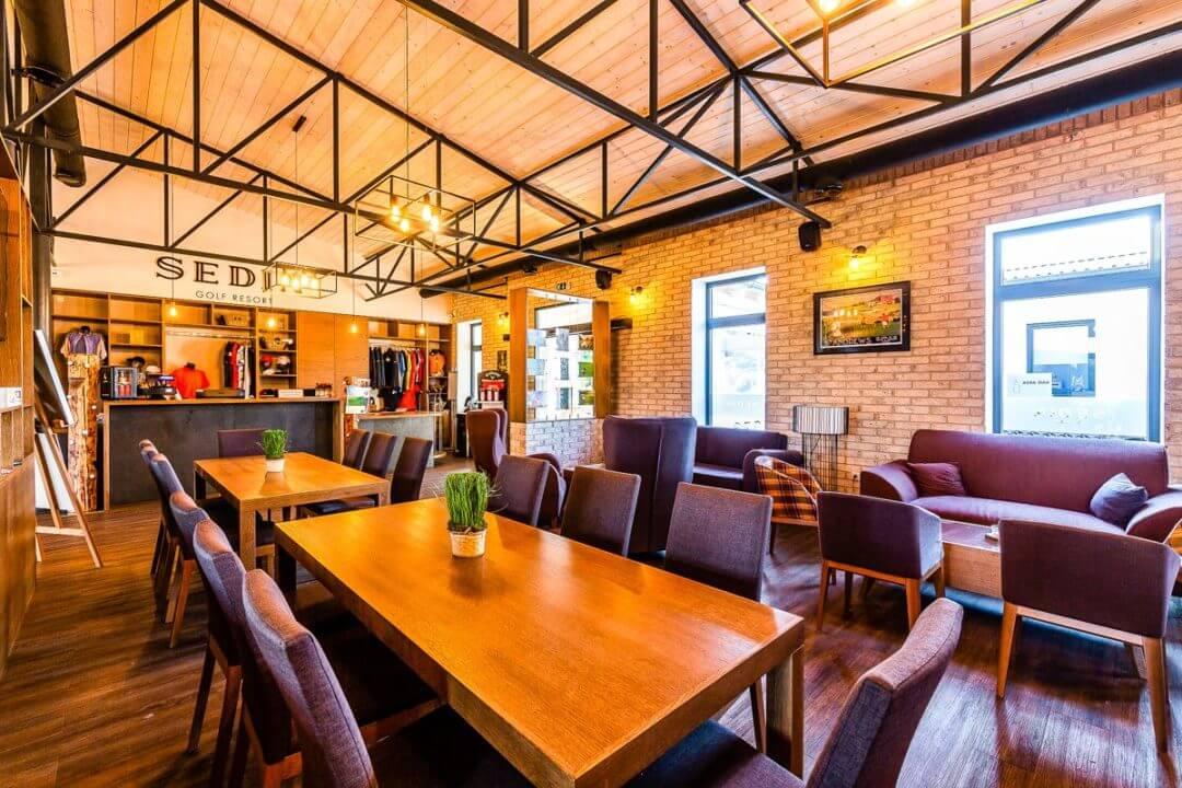 Restaurace Golf Resort Sedin