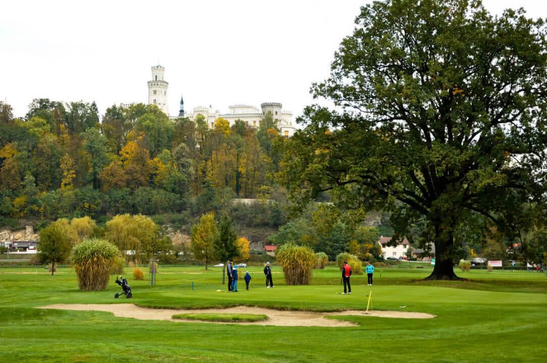 Golf Club Hluboká nad Vltavou