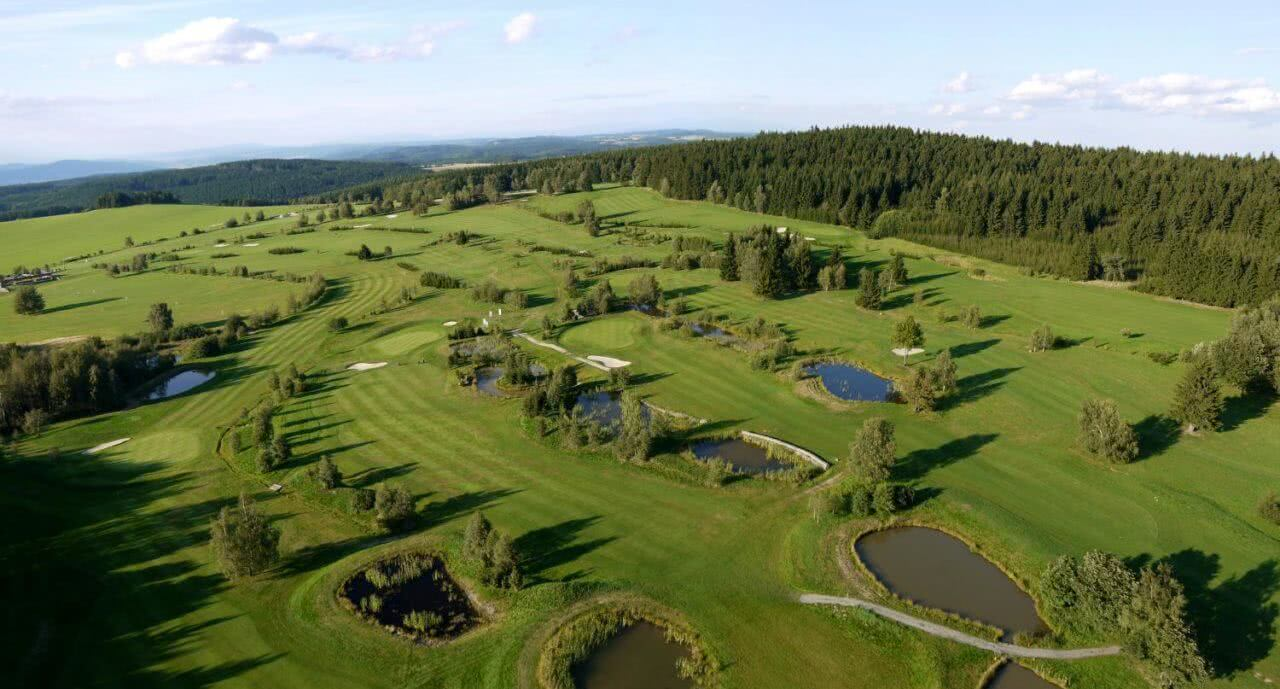 Golf Resort Kořenec