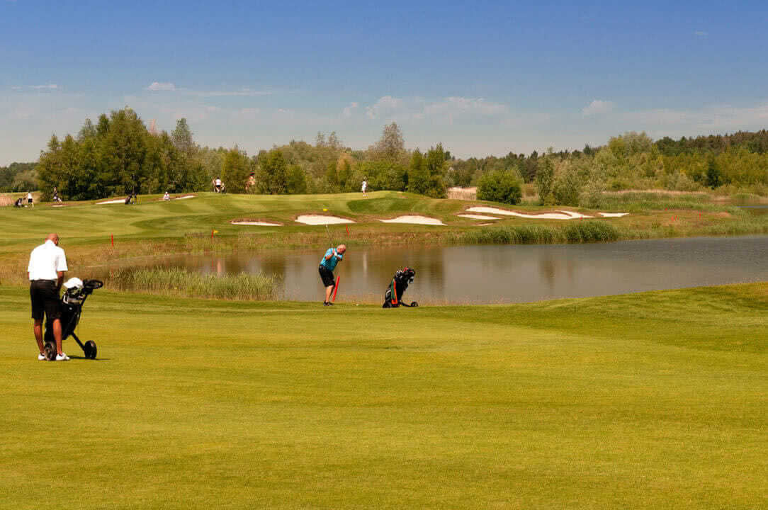 Golf Resort Kunětická Hora