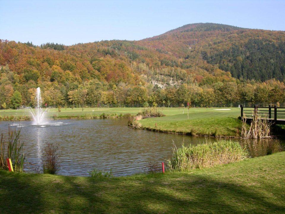 Valašský golfový klub Rožnov pod Radhoštěm