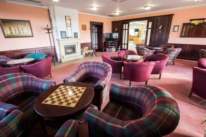 Restaurace Golf Hotel Austerlitz