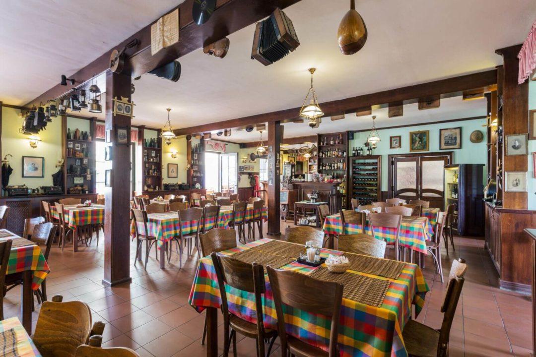 Restaurace Malevil