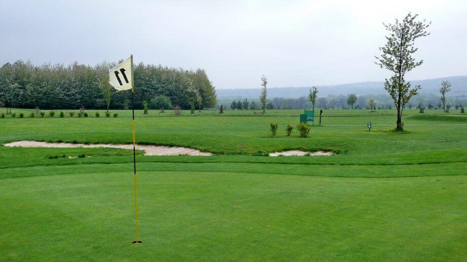 Golf Club Molitorov u Prahy
