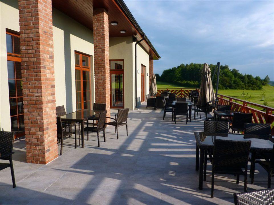 Restaurace Loreta Golf Club Pyšely