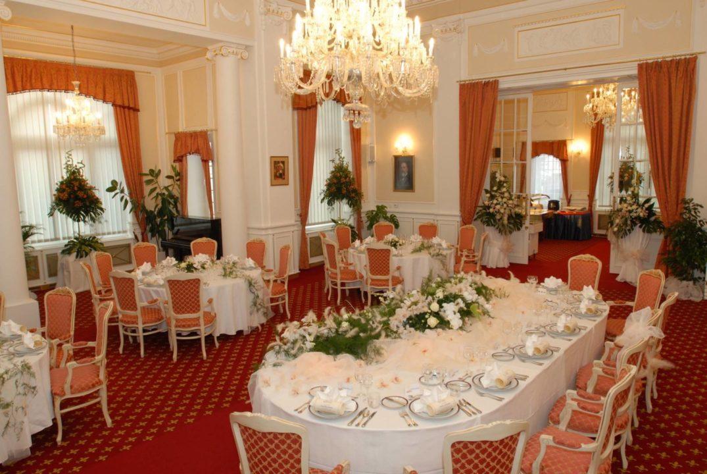 Restaurant King Edward VII.