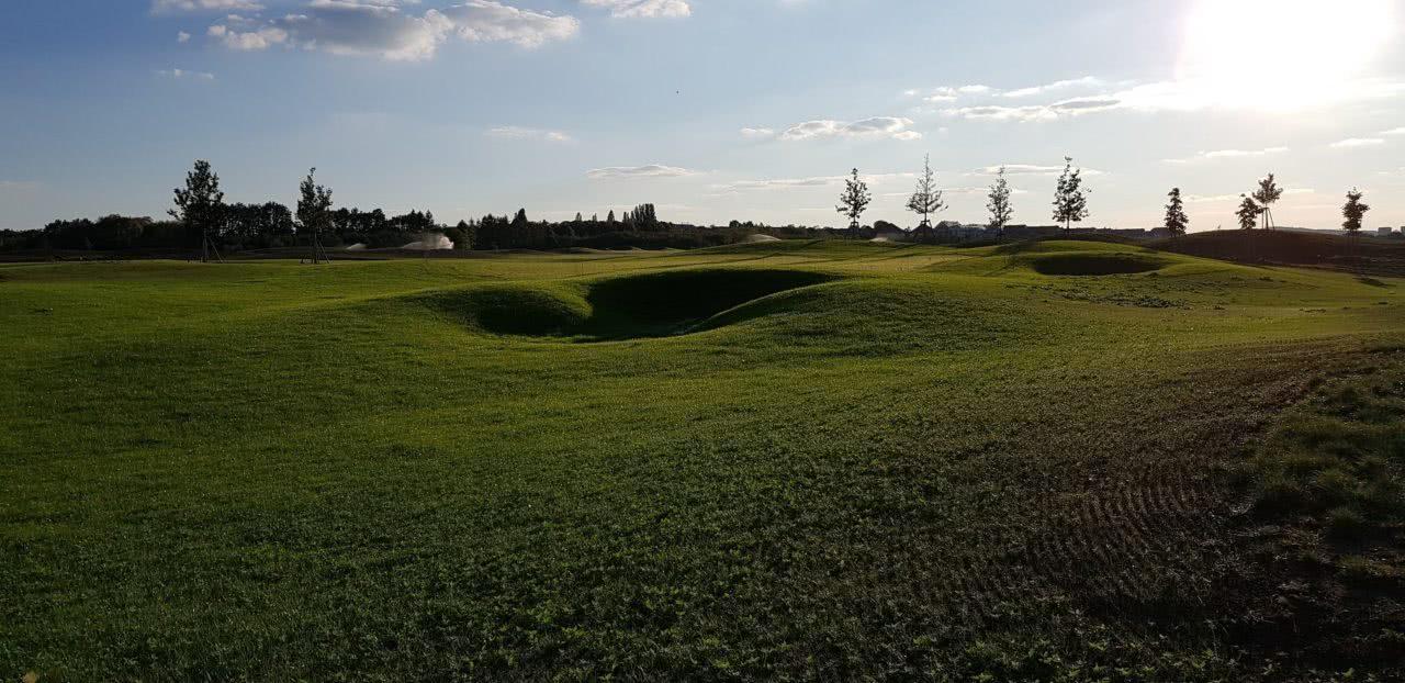 Twin Chapels Golf Resort Praha Vinoř