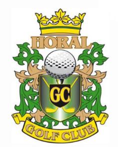 Golf Club Horal