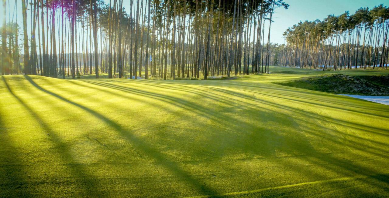 White Eurovalley Golf Park