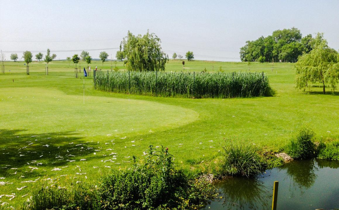 Golf Malá Ida