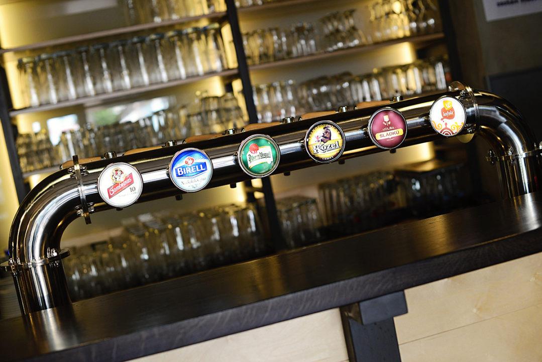 Pivovarská šenkovna