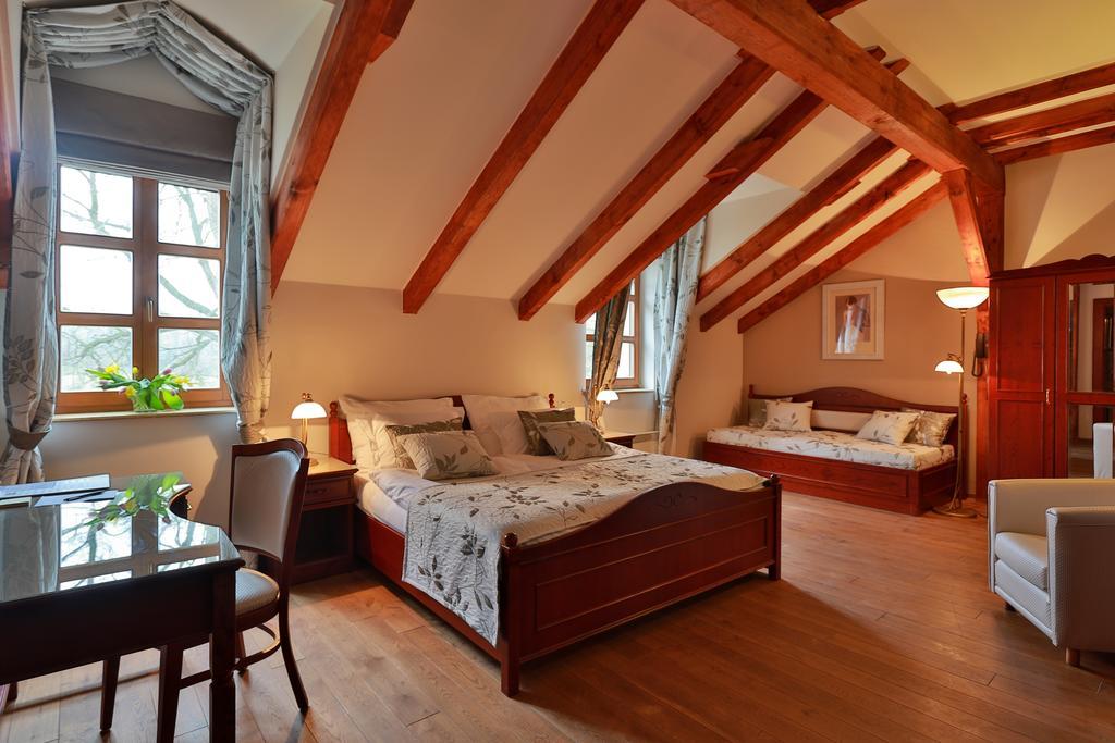 Romantický Hotel Mlýn Karlštejn