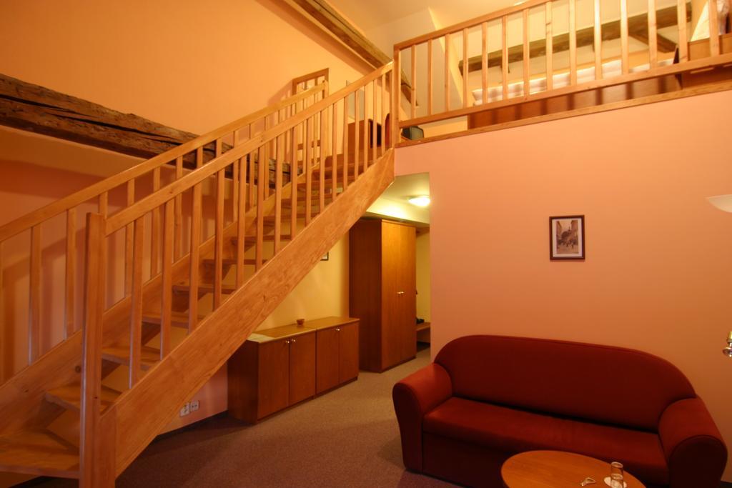 Hotel Čertousy