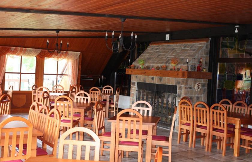 Restaurace Koliba u Elišky